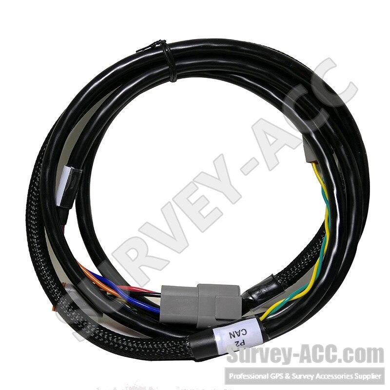 جديد تريمبل Cfx750 / Case Ih Fm750-سلك الطاقة العلوي-Ztn77282