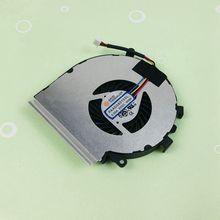 Nuevo ventilador de refrigeración genuino de CPU para portátil MSI GE62VR GE72VR GP62MVR GL62M, ventilador enfriador PAAD06015SL N366 N402 de 4 pines
