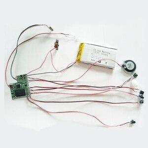 MP3 Music Modules DIY Gift Box Movement Light - Controlled Music Professional Manufactory Supplier  LEXINGDZ