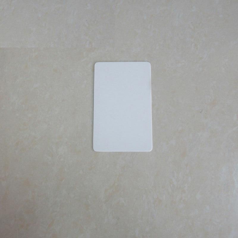 50 Uds hoja de cerámica de alúmina 51*62,5*1,54*85*0,6mm sustrato cerámico aislante no poroso