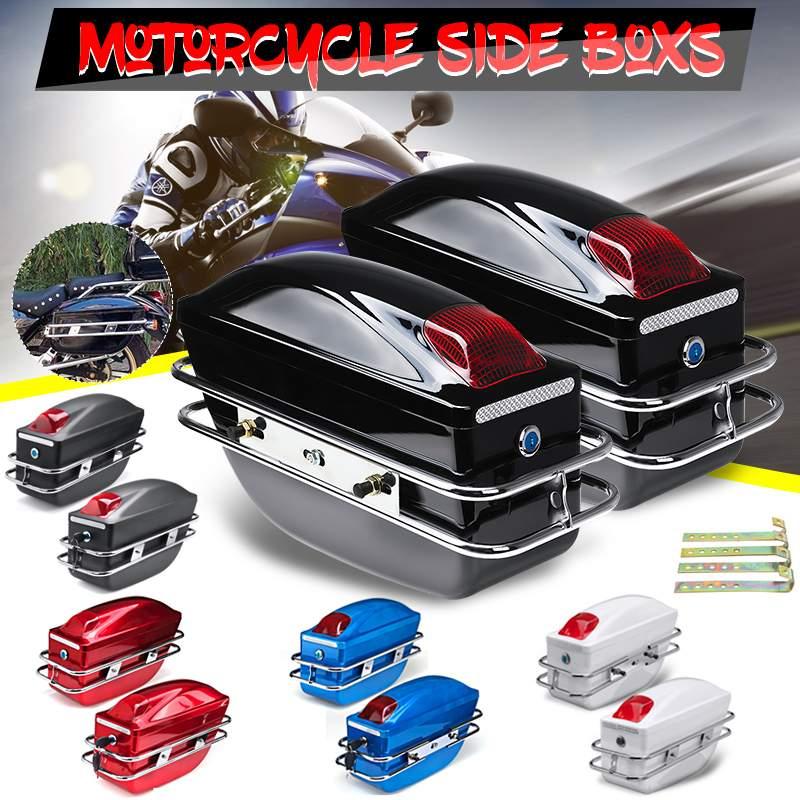 دراجة نارية الجانب أداة صندوق ث/الخلفي الأمتعة خزان الذيل أداة حقيبة غطاء واقٍ مزخرف لهاتف آيفون السرج أكياس الجانب الجذع العالمي