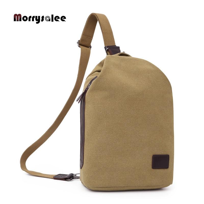 2020 Новый винтажный Модный мужской холщовый рюкзак, дорожный Школьный рюкзак, мужской рюкзак большой емкости, рюкзак на плечо, большая емкос...