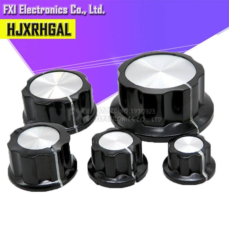 5 uds MF-A01 MF-A02 MF-A03 MF-A04 MF-A05 perilla de potenciómetro WH118/WX050 interruptor giratorio electrónicos 6mm