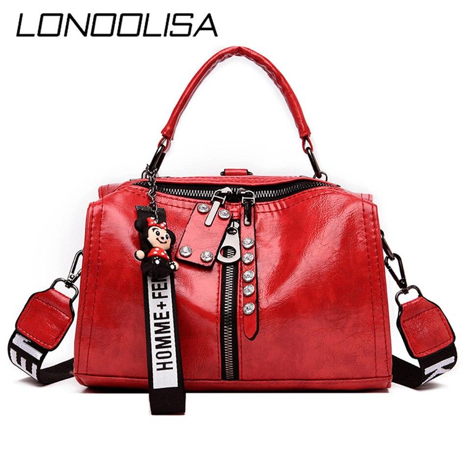 New Female Messenger Bag Sac A Main Ladies Hand Bag Luxury Handbags Women Bags Designer Multifunction Leather Shoulder Bag Bolsa