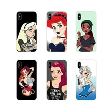 Accessoires Téléphone Étuis Alice Ariel Jasmine Pour Huawei Nova 2 3 2i 3i Y6 Y7 Y9 Prime Pro GR3 GR5 2017 2018 2019 Y5II Y6II