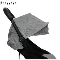 sun canopy cover for baby yoya yoyo babyzen seat liner mattress cushion pad visor shield pram stroller accessories