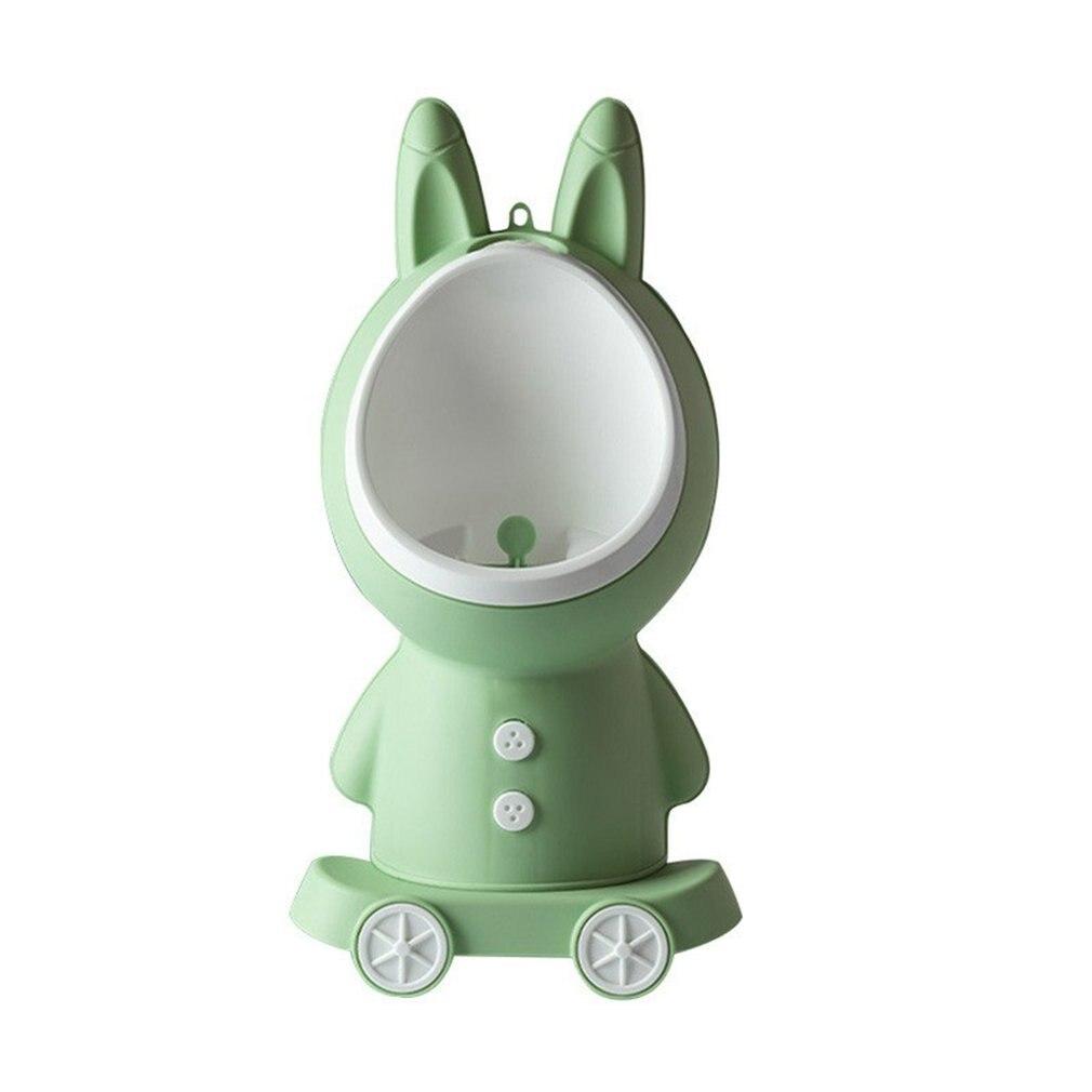 Кроличьи горшки для младенцев, подставка для унитаза, вертикальный писсуар, детский тренировочный Писсуар для мальчиков, ванночка для мочи,...