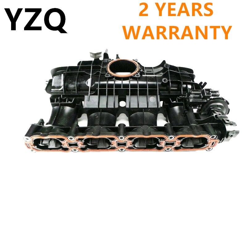 Colector de admisión de motor 1,8/2,0 T 06L133201AS Arteon para VW Tiguan Passat Golf para Audi A4 A5 A7 A8 Q5 Q7 para Skoda Superb Altea
