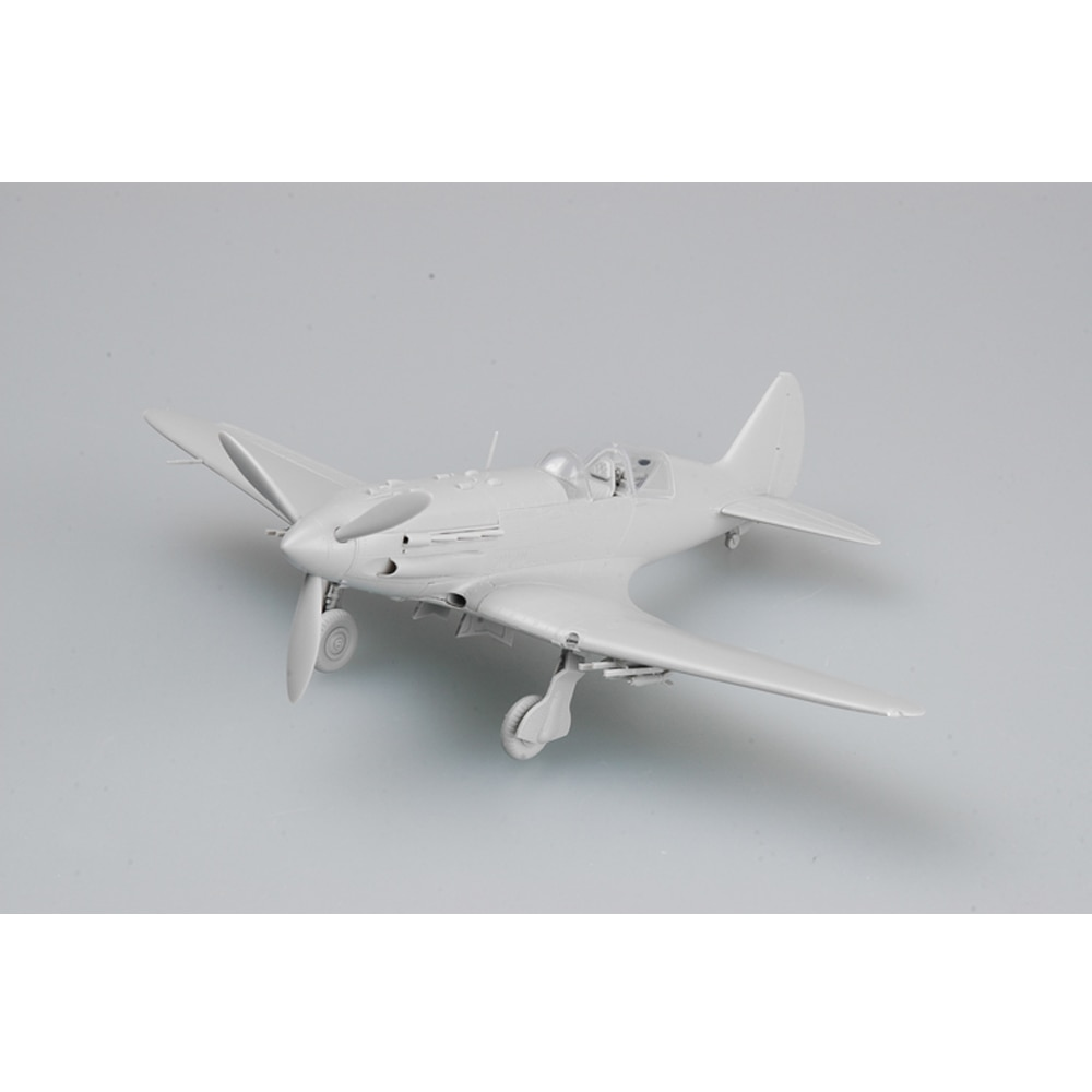 Trumpeter 1/48 Scale Soviet MiG-3 Early Late Version Fighter Plane Airplane Aircraft Toy Plastic Assembly Model Kit недорого