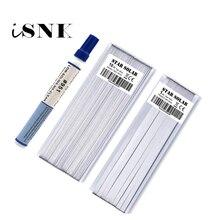 PV Band Tabbing draht Solar Zellen Connet Tab Schienen DIY verbinden Streifen Solar panel Kupfer überzogene löten band Flux Stift