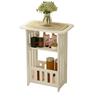 Nordic contracted sitting room tea table, table several small family balcony bedroom nightstand simple creative side table