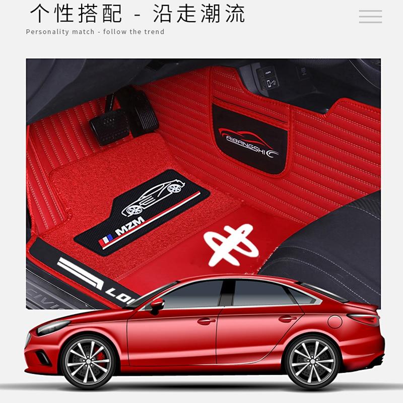 Alfombrillas de ajuste especial para coche Mazda, CX-4, CX-5, 2020, Mazda3, Axela,...