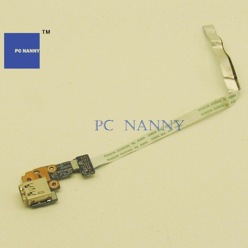 Genuino para HP ENVY 15t 15t-AE 15-AE serie placa usb de portátil LS-C502P HDD Cable ABW50 NBX0001UZ00