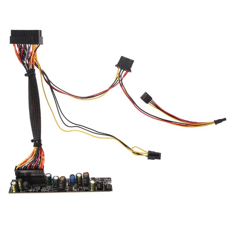 Fuente de alimentación CC 12V 120W Pico PSU 24 pines Mini ITX...