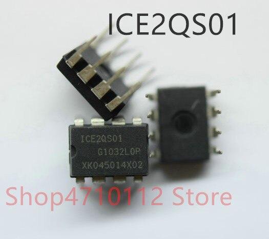 10PCS/LOT ICE2QS01 DIP8