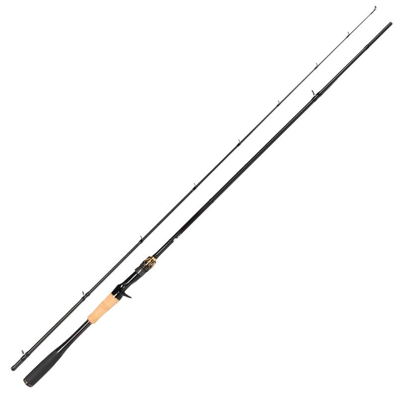 Kyorim ULTINA III BASS LURE Fishing ROD TORAY CARBON FIBER  FUJI REEL SEAT FUJI VSS/CS  REEL  2.03/1.98/2.13/2.28M M/ML/MH POWER enlarge