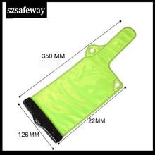 Deux voies radio étanche sac talkie-walkie sac étui pour baofeng UV 5R UV B2 woxun quansheng pour Motorola livraison gratuite