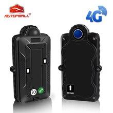 Localisateur de voiture GPS 4G LTE   Aimant étanche TK05C, utilisation globale, longue durée de veille, 5000mAh, alarme SOS, dispositif de suivi de cartes en temps réel