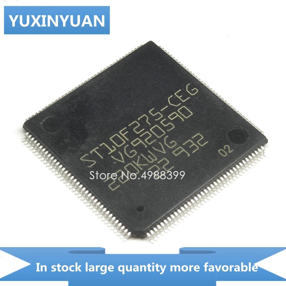 1PCS ST10F275-CEG ST10F275 10F275-CEG QFP