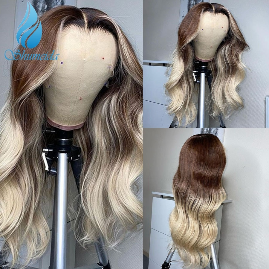 smd-ombre-blonde-13-6-lace-front-human-hair-wigs-remy-brazilian-body-wave-wig-glueless-wigs-for-black-women-with-baby-hair