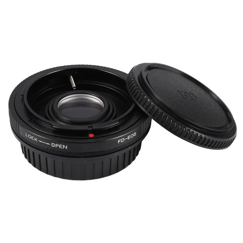 OPQ-NEWYI камера FD объектив для Canon для EOS AF Zwischenring адаптер Objektiv переходное кольцо + передние и задние крышки объектива аксессуары для камеры