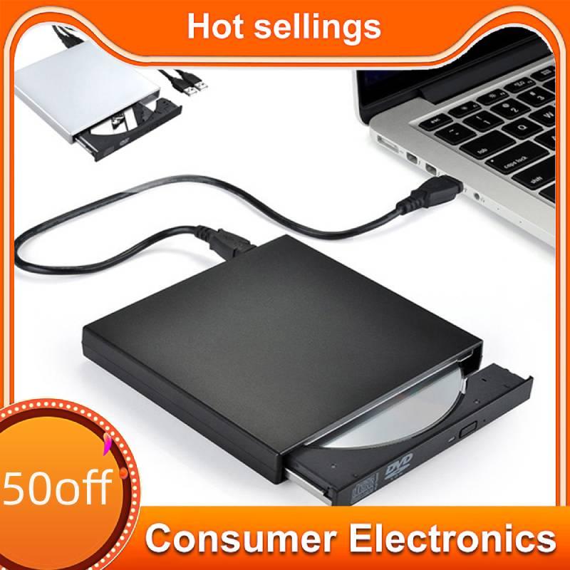 محرك الأقراص الضوئية الخارجية الجديدة TypeC + usb3.0 USB 3.0 USB 2.0 المحمول CD/RW-DVD لاعب دفتر سطح المكتب DVD محرك netbook CD الموقد