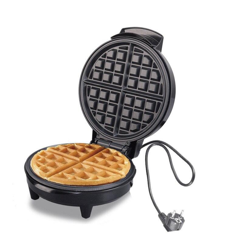 Домашняя вафельница 220 В с вилкой для ЕС, Великобритании, США, Австралии, устройство для приготовления кексов, хлебопечка, сэндвич, устройств... хлебников владимир хлебопечка домашняя пекарня