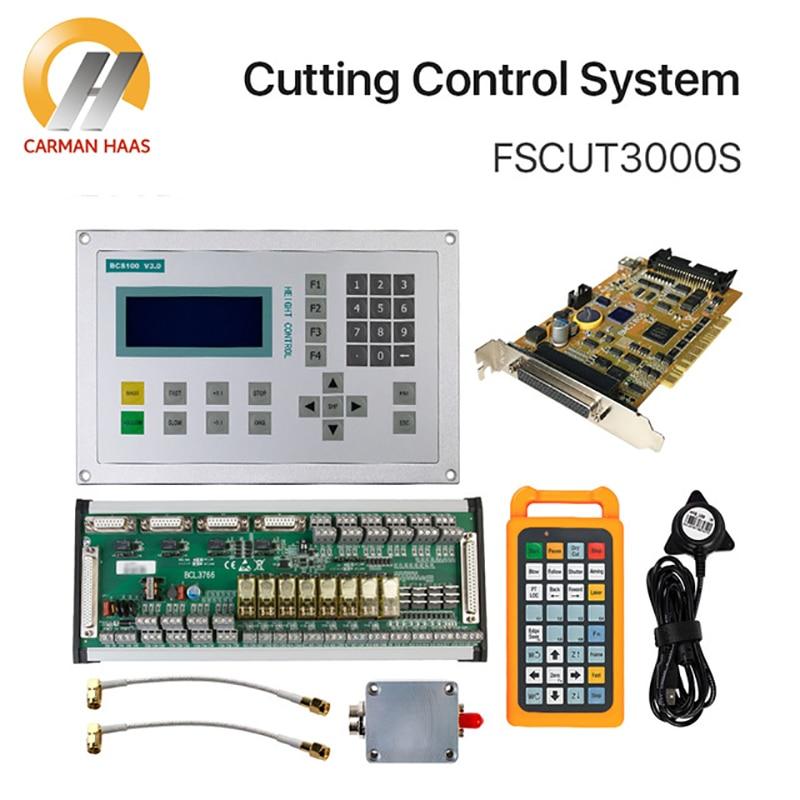 Friendess Cypcut  Controller Laser Cutting System FSCUT3000S +BCS100 BMC1604 FSCUT3000S Controller