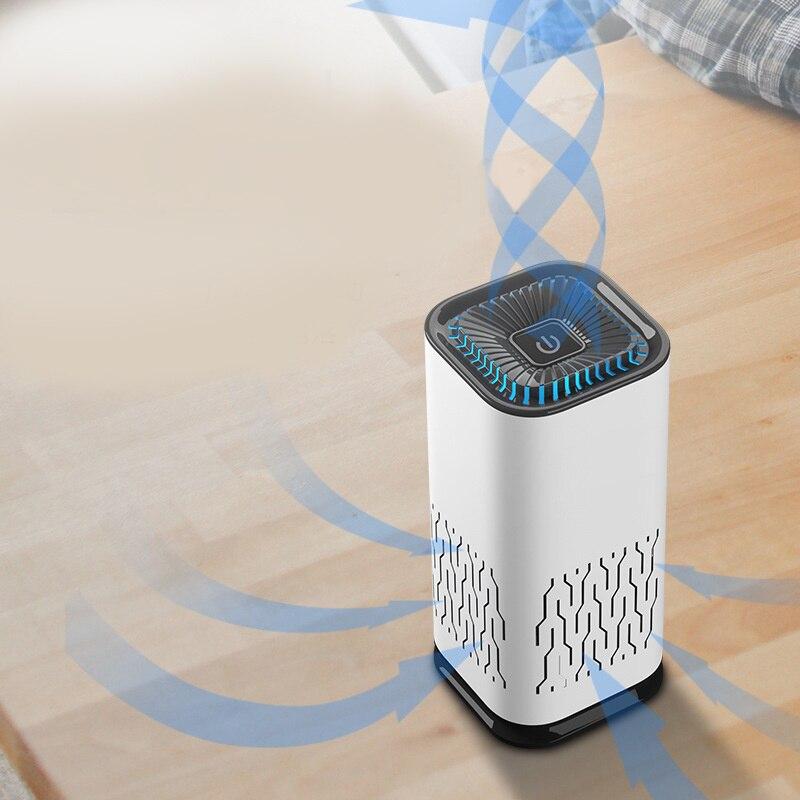 Автомобильный очиститель воздуха, автомобильный очиститель воздуха, очиститель воздуха для дома, портативный очиститель воздуха, домашний...