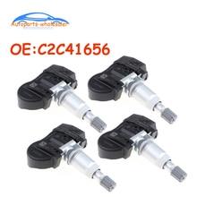 4 pcs/lot Car For JAGUAR XF XJ XK X-TYPE High Quality TPMS Tire Pressure Sensor Monitor 315Mhz C2C41