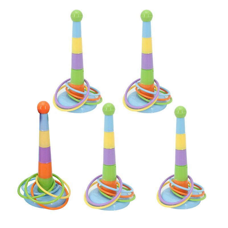 Brinquedo interativo educacional papagaio aves ponta aleatória jogando torre anel pássaro formação puzzle desenvolvimento atividade brinquedos