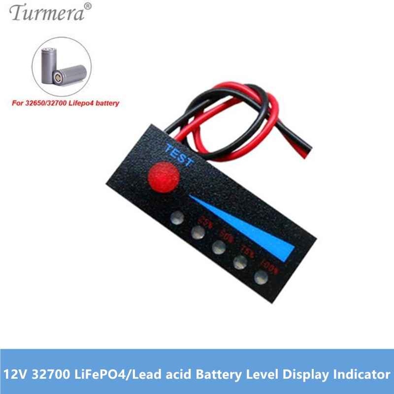12V 2S 3S 4S 5S 6S 7S 18650 Li-ion Lipo Lithium 12V Lead Acid Battery Level Indicator Tester LCD Display Meter Module Capacity