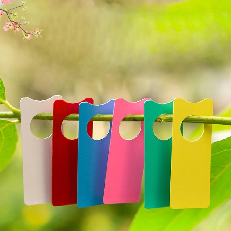 100buc / 10buc etichete portabile multifuncționale din plastic, - Produse de grădină - Fotografie 3