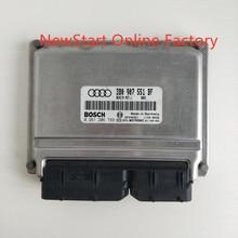 Original nouveau AudiA6 voiture moteur ordinateur ECU moteur contrôle Unint voiture PC 3B0907551BF