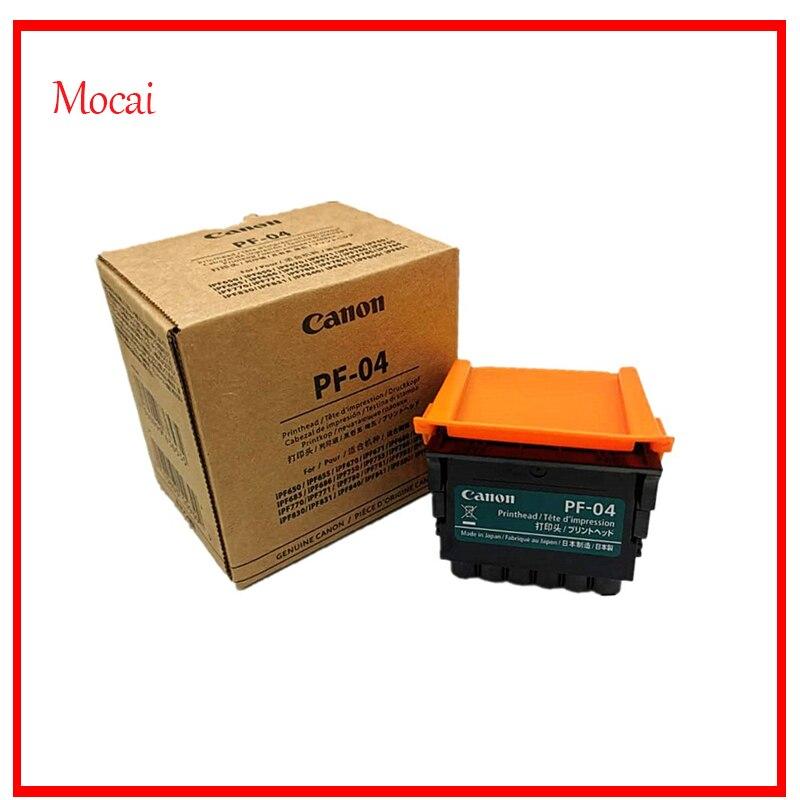 PF-04 PF04 رأس الطباعة رأس الطباعة لكانون IPF650 IPF655 IPF680 IPF681 IPF685 IPF686 IPF750 IPF755 IPF760 IPF765 فوهة