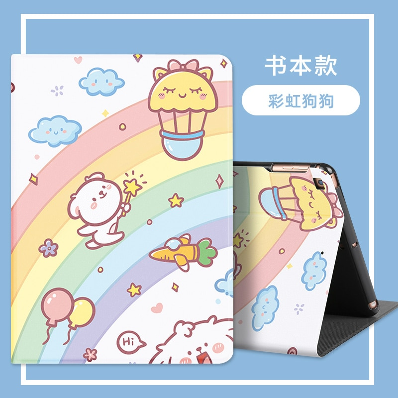 Coque For Huawei MatePad T8 2020 Case Kobe2-L03 Kob2-L09 Cartoon Leather Cover For MatePad T8 T 8 8.0 inch Tablet Cover Cases enlarge
