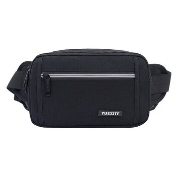 Men's Cross Body Bag Fanny Pack Chest Package Outdoor Cycling Bag Small Bag