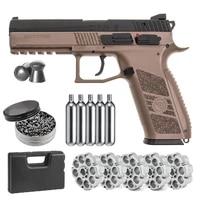 artillery metal weapon carbon dioxide pistol model flameless pistol air pistol toy gun home decoration plaque metal wall plate