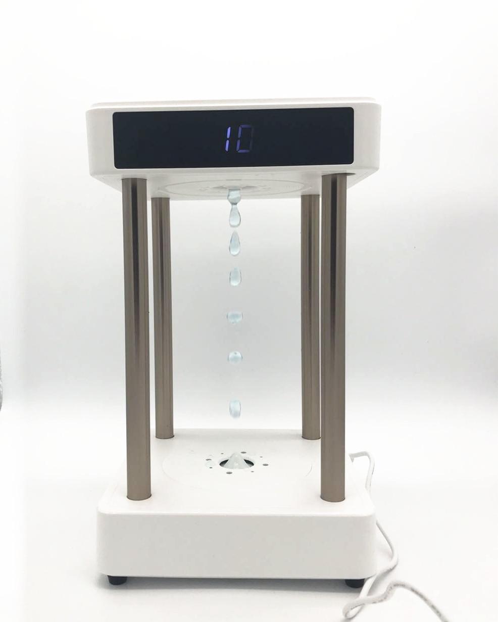 Антигравитационное время песочные часы гравитационная Капля воды ручная роспись версия специальная настройка лампа
