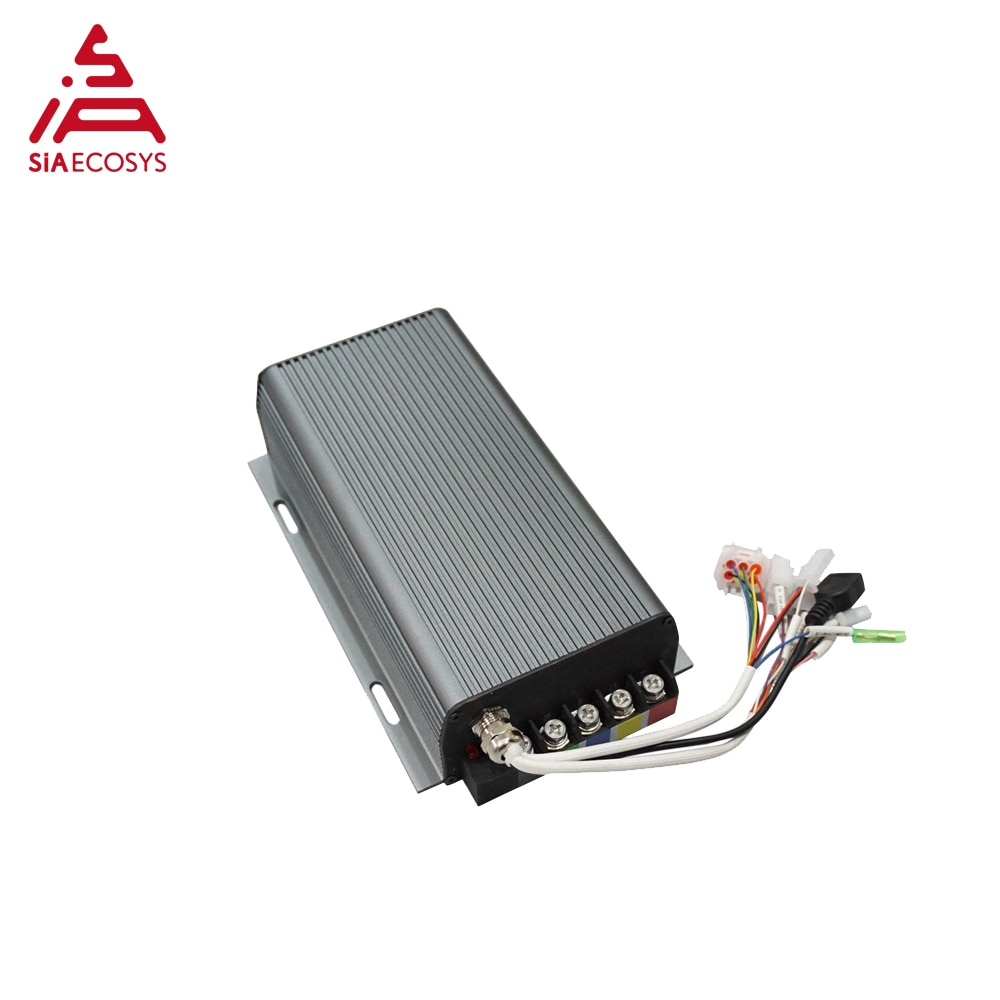 Sabvoton Controller 72v 200A SVMC72200 Sine Wave Controller for BLDC motor Electric Scooter Hub Motor enlarge