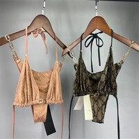Top luxury brand designer bikini summer fashion G letter embroidered logo beach swimsuit size S-XL