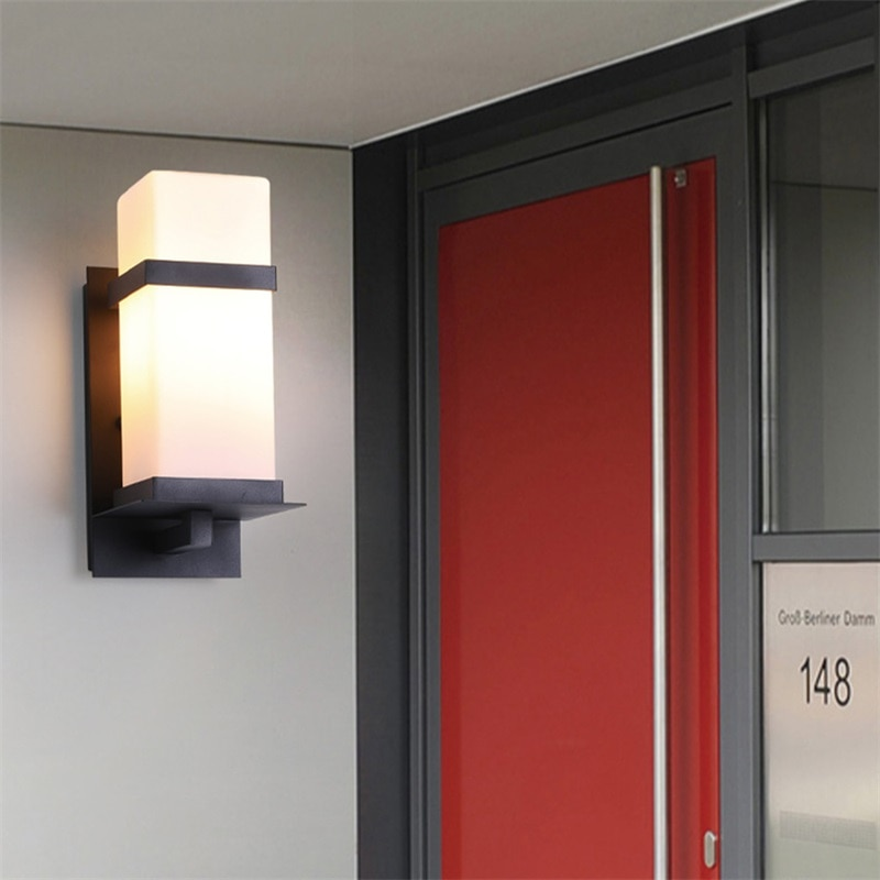 FAIRY Outdoor Wall Sconces Lamp Classical Light Waterproof IP65 LED For Home Porch Villa enlarge
