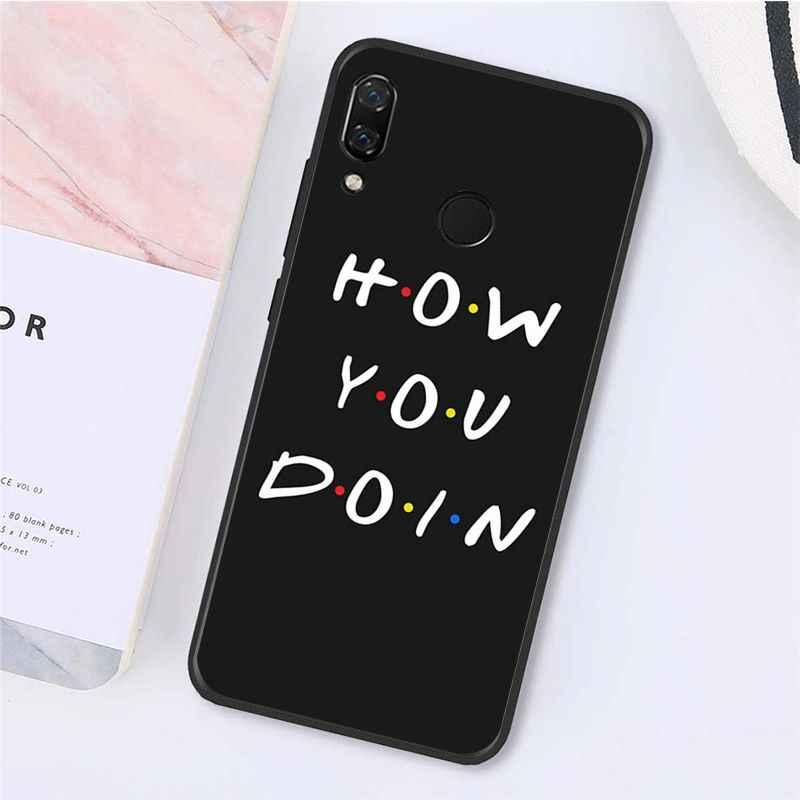 Przyjaciele Yinuoda Tv Show Jak Robisz Etui Na Telefon Do Xiaomi Redmi Note 7 8t Redmi 5plus 6a Note8 4x Note8pro Phone Case Covers Aliexpress