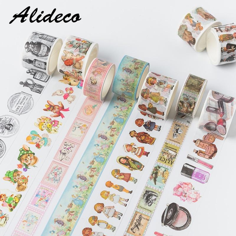 washi-mask-cintas-adhesivas-decorativas-fiesta-de-pascua-animales-papel-de-scrapbooking-pegatinas-japonesas-5m-1-uds-1-lote