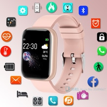 New Sport Watch Children Kids Watches For Girls Boys Wrist Watch Students Bluetooth Electronic Silic