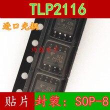 10 шт. TLP2116 P2116 SOP8