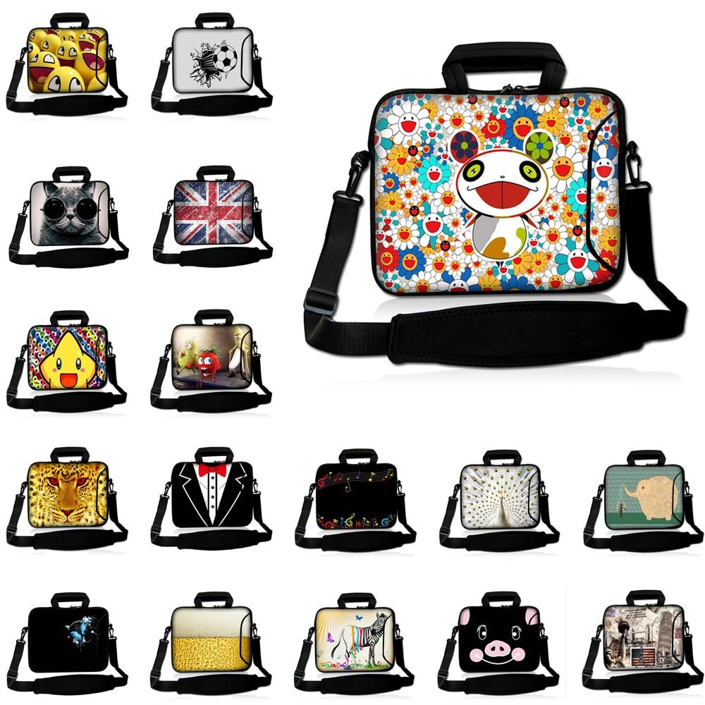 Funda de bolsa de ordenador portátil de 17 15 13 12 14 13,3 12,5, 11,6 10 Chromebook Universal llevar maletín caso para iPad Chuwi Lapbook Pro