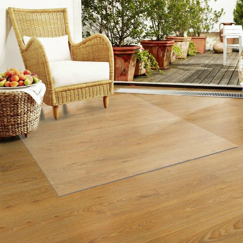 Non-slip Carpet Plastic Mat PVC Transparent Door Mat Home kitchen Supplies big Living Room Coffee Table Carpet
