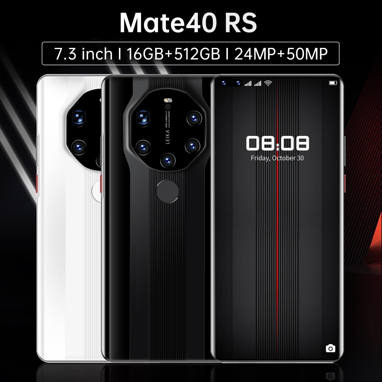 Smartphones Mate40 RS 7.3