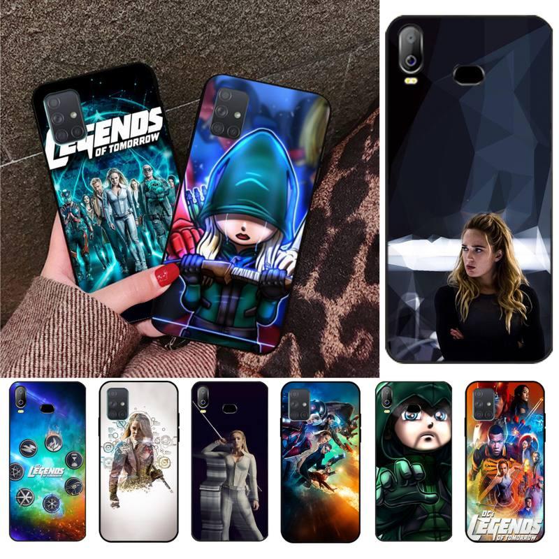 Legends Of Tomorrow Luxury Unique Design Phone Cover For Samsung A10 A20 A30 A40 A50 A70 A80 A71 A91 A51 A6 A8 2018